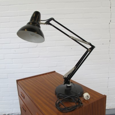 Desk lamp by Jacob Jacobsen for Luxo, 1960s