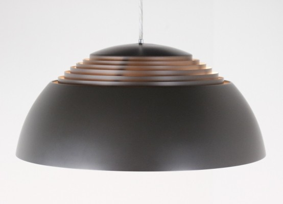 Large AJ Royal hanging lamp by Arne Jacobsen for Louis Poulsen, 1950s