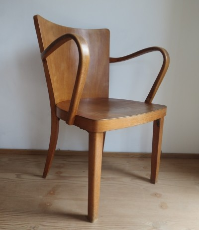 B-47 dinner chair by Thonet, 1950s