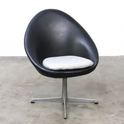 Little Egg Swivel Chair by Pastoe, 1960s