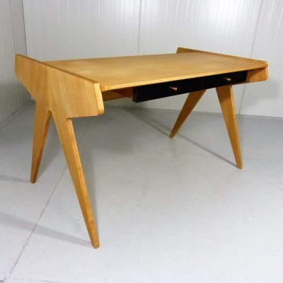 Writing desk by Helmut Magg for WK Möbel, 1950s