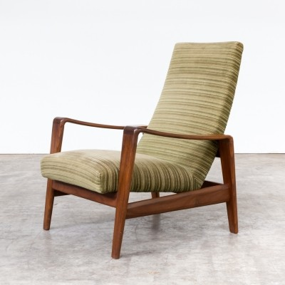 Lounge chair by Arne Wahl Iversen for Komfort, 1960s