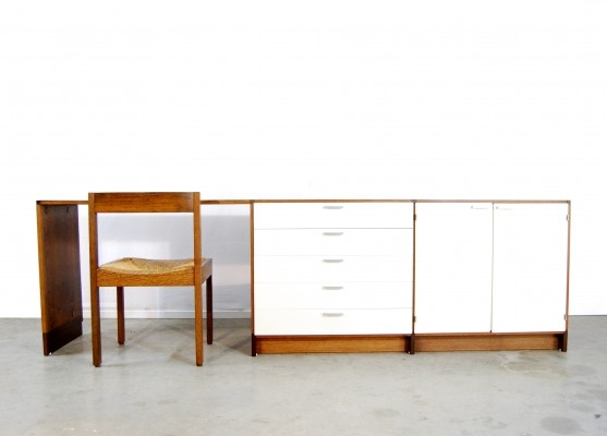 Made to measure sideboard by Cees Braakman for Pastoe, 1950s