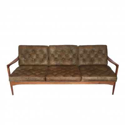 Kandidaten 3-seater Sofa by Ib Kofod-Larsen for OPE