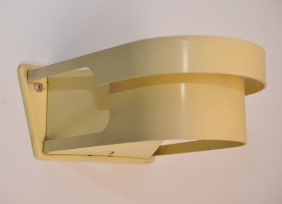 5 x NX31 wall lamp by Louis Kalff for Philips, 1960s