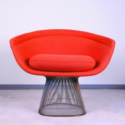 Lounge chair by Warren Platner for Knoll International, 1960s
