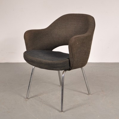 Arm chair by Eero Saarinen for Knoll International, 1970s