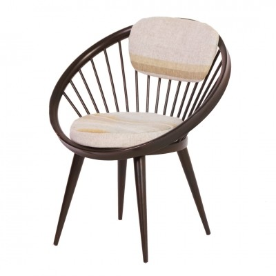 Circle Chair by Yngve Ekstrom for Swedese, ca. 1960