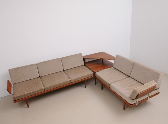Minerva sofa by Peter Hvidt & Orla Mølgaard Nielsen for France & Son, 1960s
