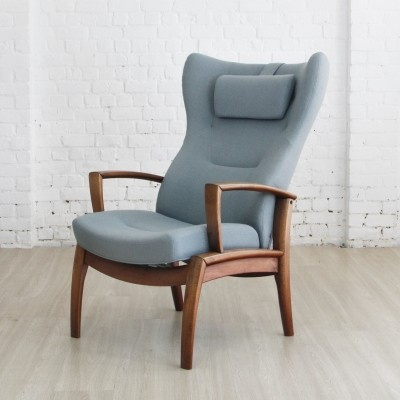 Farstrup Møbler lounge chair, 1960s