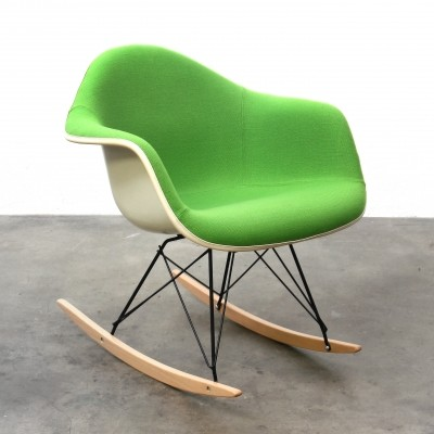 RAR rocking chair by Charles & Ray Eames for Herman Miller, 1970s