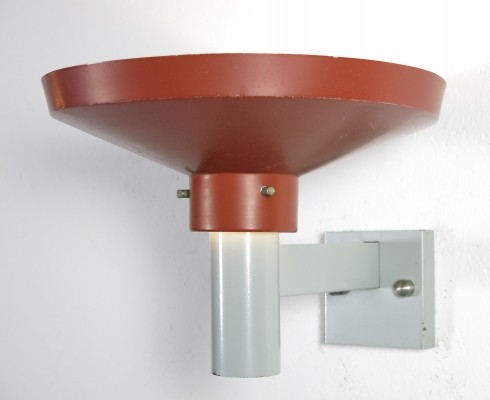 Wall lamp by Niek Hiemstra for Hiemstra evolux, 1960s