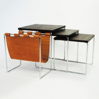 Brabantia nesting table, 1960s