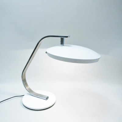 520 Space desk lamp by Fase, 1960s