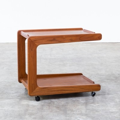 Sika Møbler side table, 1970s