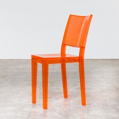 Set of 4 dinner chairs by Philippe Starck for Kartell, 1990s