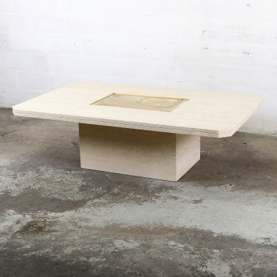 Georges Mathias coffee table, 1970s