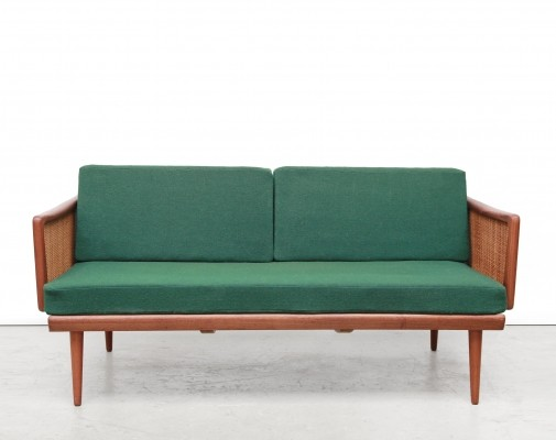 FD451 sofa by Peter Hvidt & Orla Mølgaard Nielsen for France & Daverkosen, 1950s