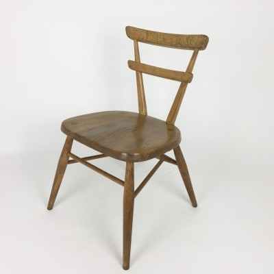 Ercol School chair, 1950s