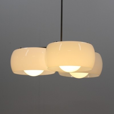 Triclinio hanging lamp by Vico Magistretti for Artemide, 1960s