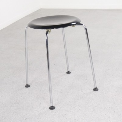 Dot stool by Arne Jacobsen for Fritz Hansen, 1990s