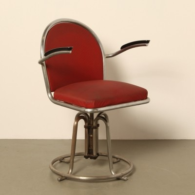 Vintage D3 Fana Barbers Chair