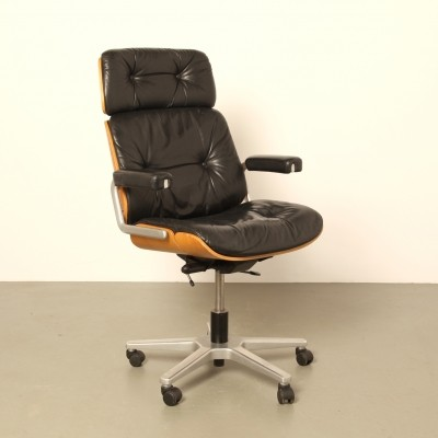 82 8073 office chair by Martin Stoll, 1970s