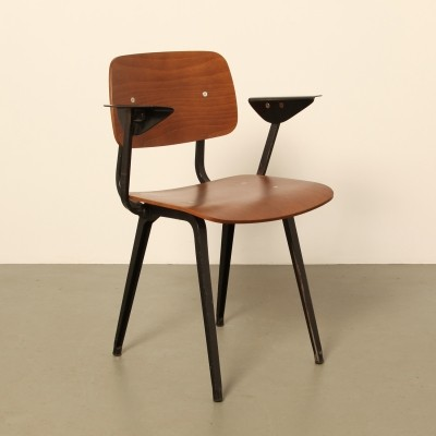 50 x Revolt dining chair by Friso Kramer for Ahrend de Cirkel, 1950s