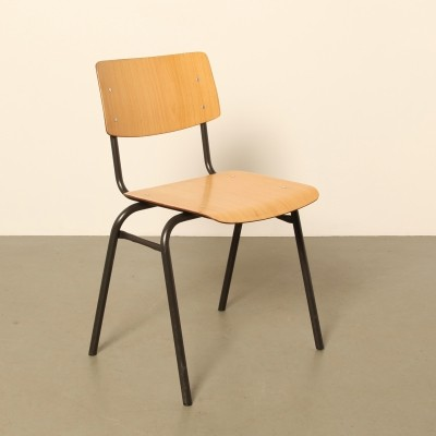 50 x Black 4510 dinner chair by Ahrend de Cirkel