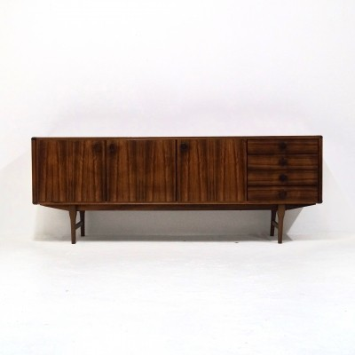 Mid-Century Rosewood Sideboard by Fristho Holland 1960s