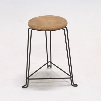 Industrial Stool by Tomado Holland, 1930s