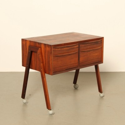 Rio Rosewood Sewing cabinet, 1950s
