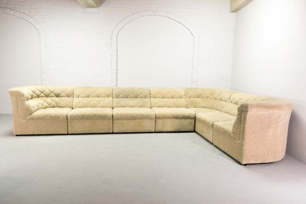 XL Modular / Sectional Sofaset by Laauser, 1970s