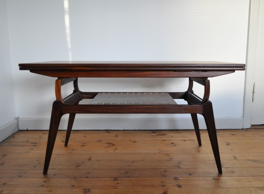 BC Møbler coffee table, 1960s
