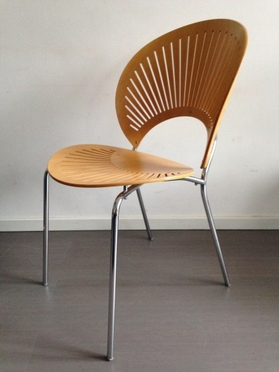 Set of 6 Trinidad dinner chairs by Nanna Ditzel for Fredericia, 1990s