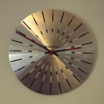 Beotime clock by Jacob Jensen for Bang & Olufsen, 1970s