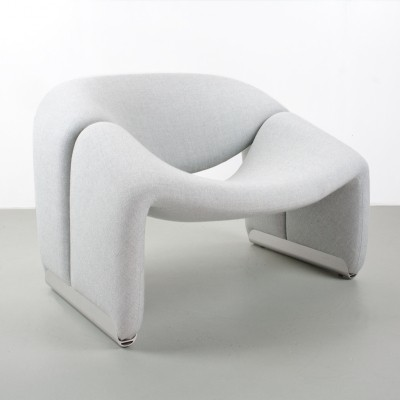 Groovy lounge chair by Pierre Paulin for Artifort, 1980s