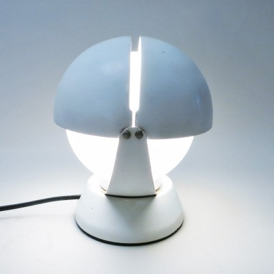 Buonanotte desk lamp by Giovanni Luigi Gorgoni for Stilnovo, 1960s