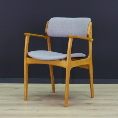 Dinner chair by Erik Buch for OD Møbler, 1960s