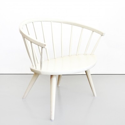 Arka arm chair by Yngve Ekström for Stolab, 1950s