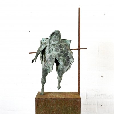 Sculpture by Eric Dejonckheere, 1990s