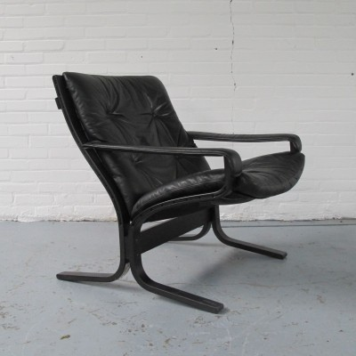 Lounge chair by Ingmar Relling for Westnofa, 1970s