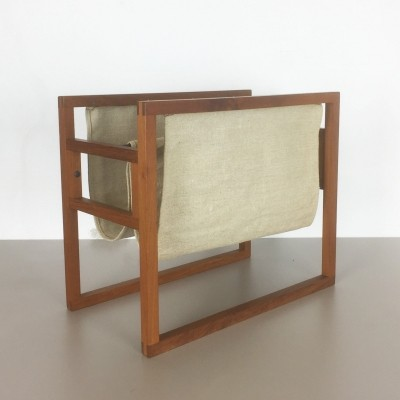 Magazine holder by Kai Kristiansen for Sika Møbler, 1960s