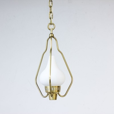 Hanging lamp by Hans Bergström for ASEA, 1950s