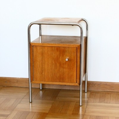 Bedside table by Kovona NP, 1960s