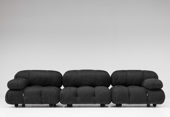 Three-Piece 'Camaleonda' Sofa by Mario Bellini for CandB Italia