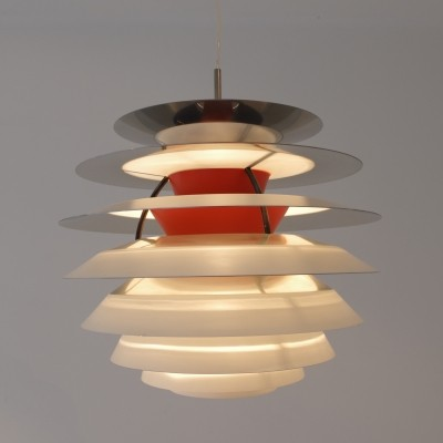 PH Kontrast hanging lamp by Poul Henningsen for Louis Poulsen, 1960s