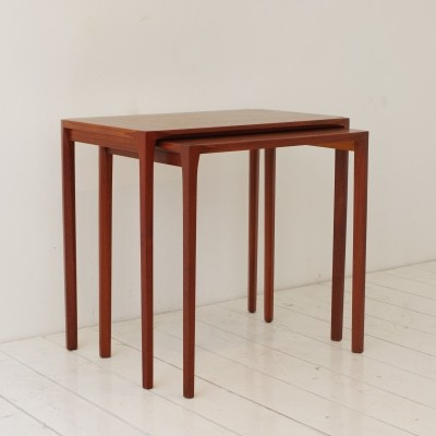 Pair of nesting tables by Rex Raab for Wilhelm Renz, 1950s