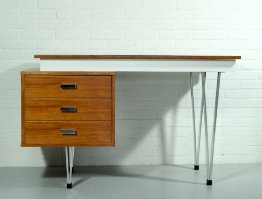 Cees Braakman writing desk, 1960s