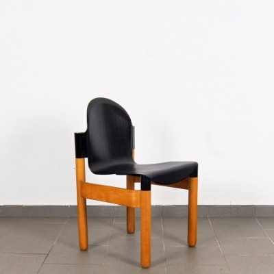 Flex dinner chair by Gerd Lange for Thonet, 1970s